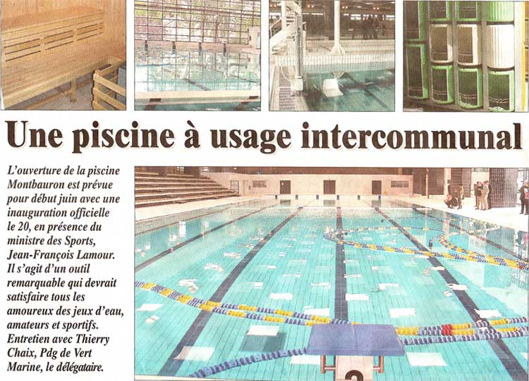 Sn versailles for Piscine montbauron