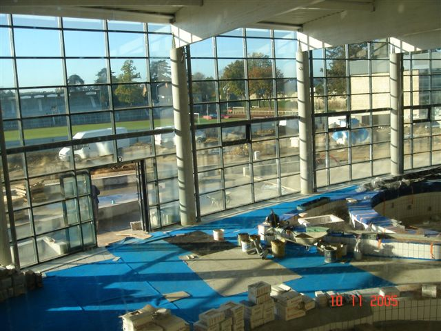 Salle de sport piscine 28 images h 233 bergement la for Club fitness piscine